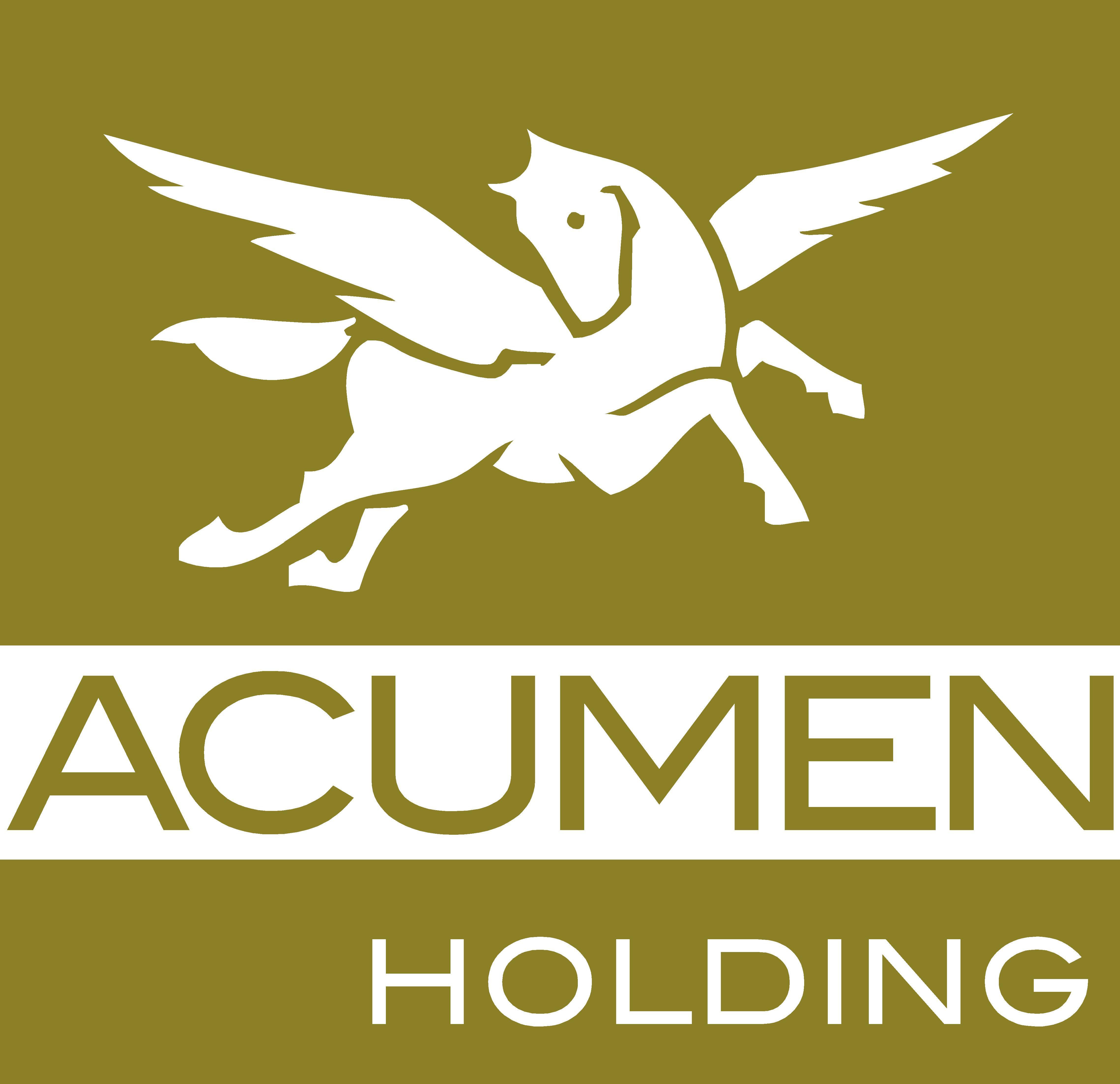 Acumen Holding New Logo