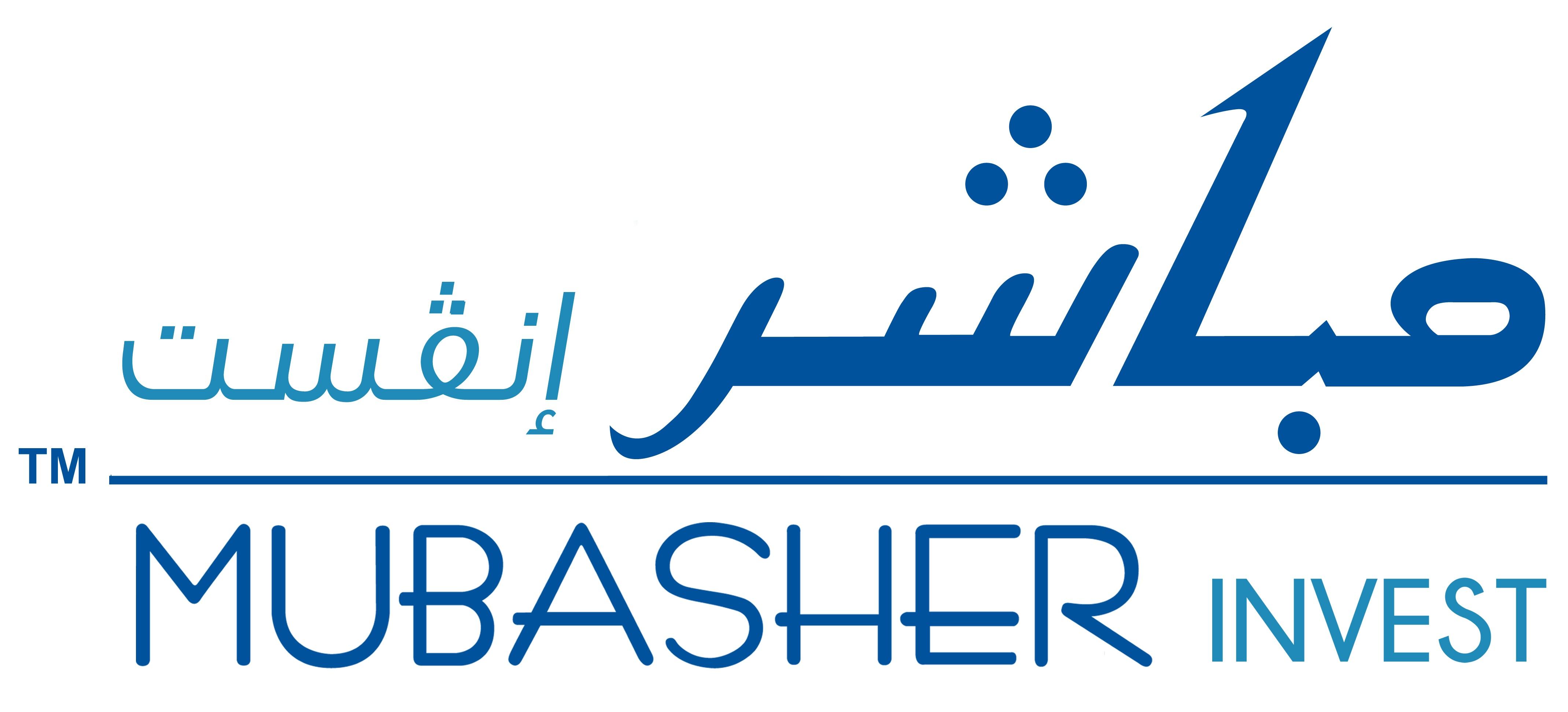 Mubasher Large Logo